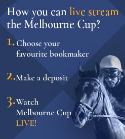 Melbourne Cup live streaming